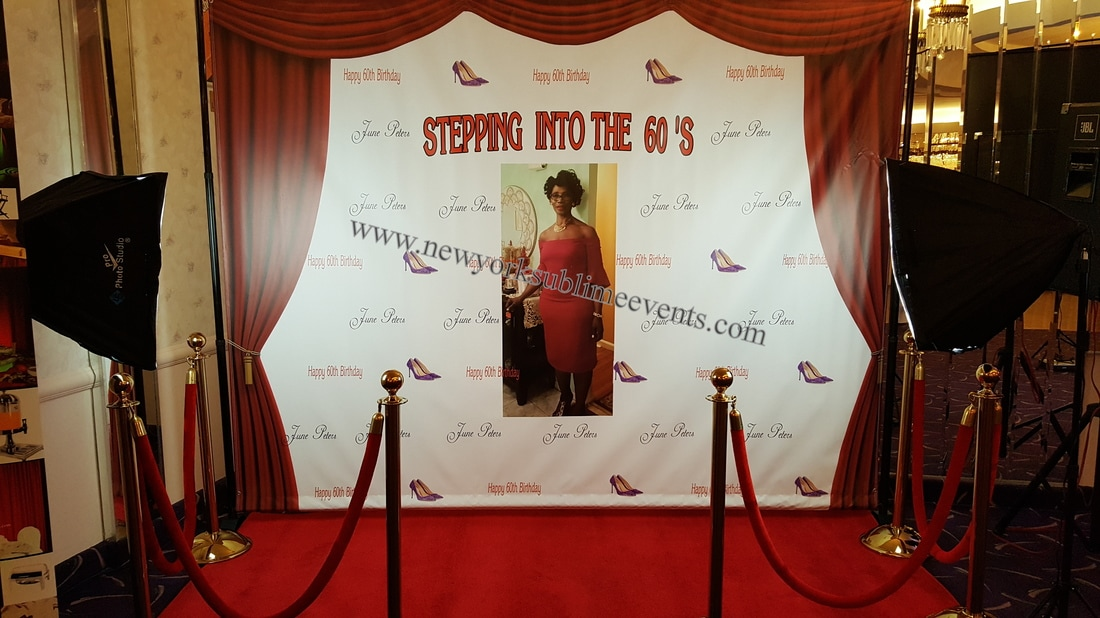 Step and Repeat, Banner, Backdrop Rentals, Red Carpet, NYC ...