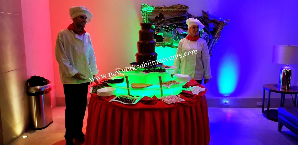 Chocolate Fountain Rental Chocolate Fondue New York Ny