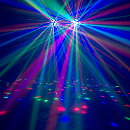 Disco Lights And Party Lights Rental Fog Machine Smoke