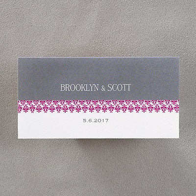 Place Cards New York Sublime Events - Place card dimensions