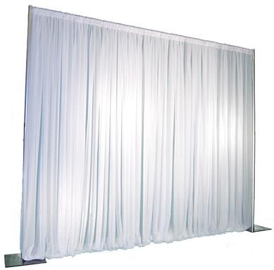 Event drapery rental, draping, wedding drapes, event decor ...