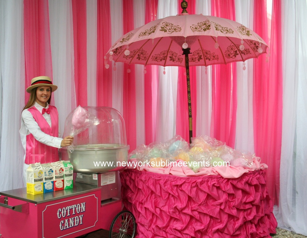 Cotton Candy Rental Cotton Candy Machine New York Long