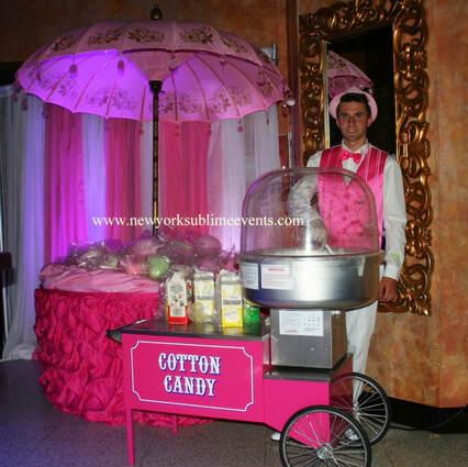 Cotton Candy Machine Rental Long Island